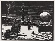 Solomon Yudovin. Siege Graphics from the Russian Museum Collection and Collection of Evgeny Gerasimov